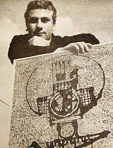 فرامرز پیلارام ، پیشگام گرافیک مدرن و نقاشی مکتب سقاخانه ای